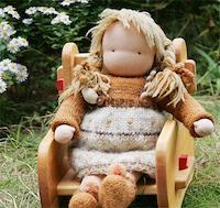 ヴァルドルフ人形